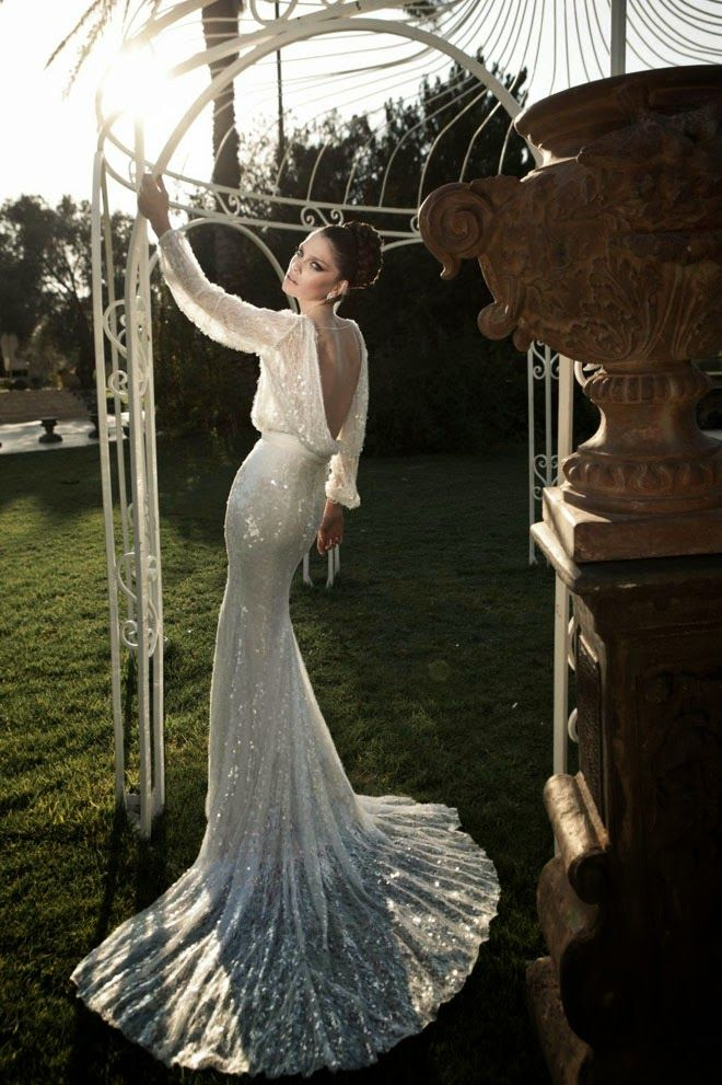 Wedding Dresses by Tal Kahlon | bellethemagazine.com