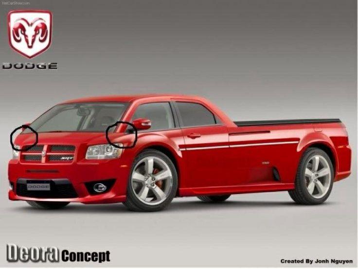 Dodge Deora Truck Concept