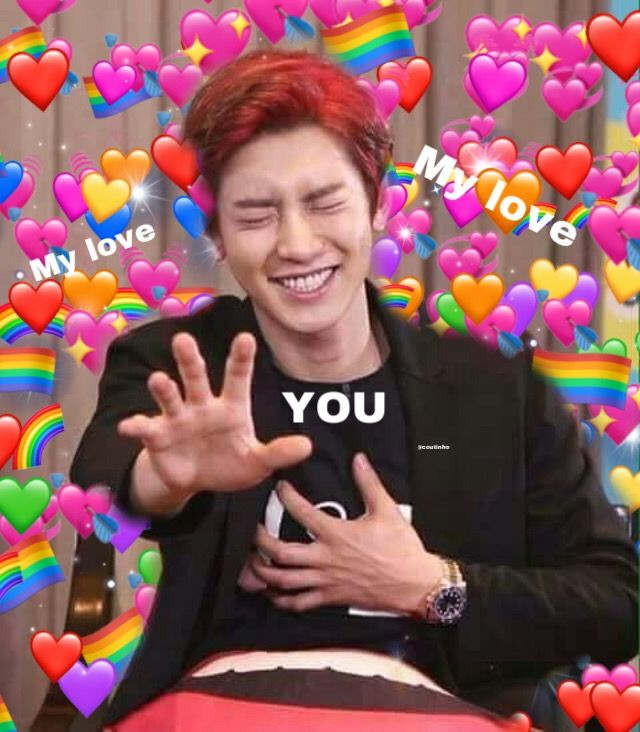 My Love For Exo Be Like With Images Exo Memes Cute Love Memes