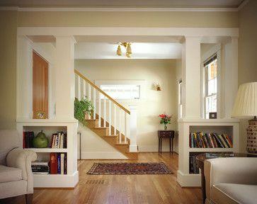 Living Room - traditional - Living Room - Portland - Emerick Architects
