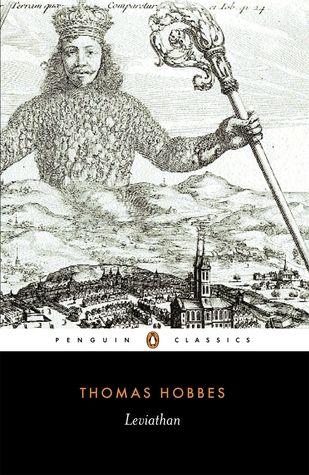 """""""Leviathan""""  by Thomas Hobbes"""