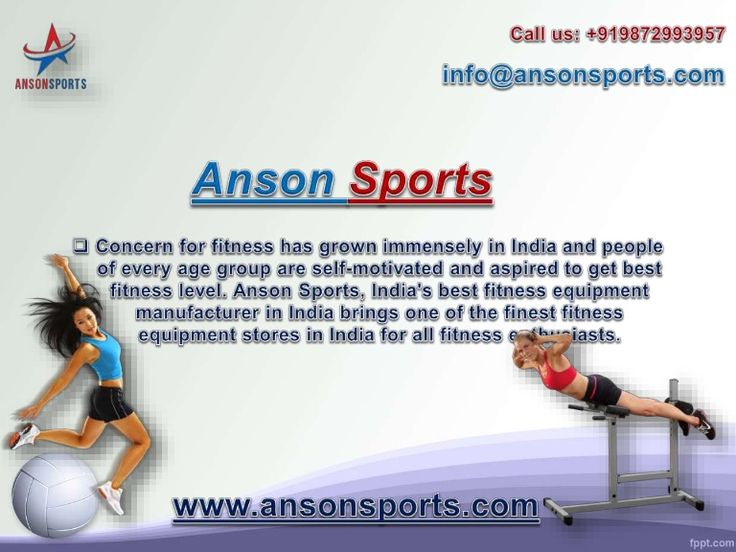 Anson Sports Brings One of the Finest Fitness Equipment Stores in India   #gym_equipments #fitness_equipments #anson_sports