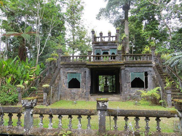 Paronella Park in Cairns Australia