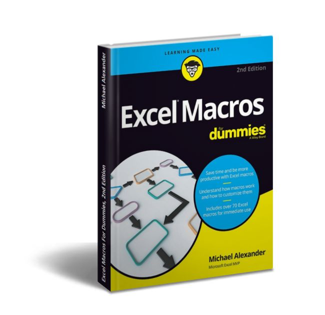 Excel Macros For Dummies 2nd Edition - Michael Alexander   Download Free EPUB/MOBI/AZW3/PDF (conv) Excel Macros For Dummies 2nd Edition by Michael Alexander  Save time and be way more productive with Microsoft Excel macros  Looking for ready-made Excel macros that will streamline your workflow? Look no further! Excel Macros For Dummies 2nd Edition helps you save time automate and be more productiveeven with no programming experience at all. Each chapter offers macros you can implement right…