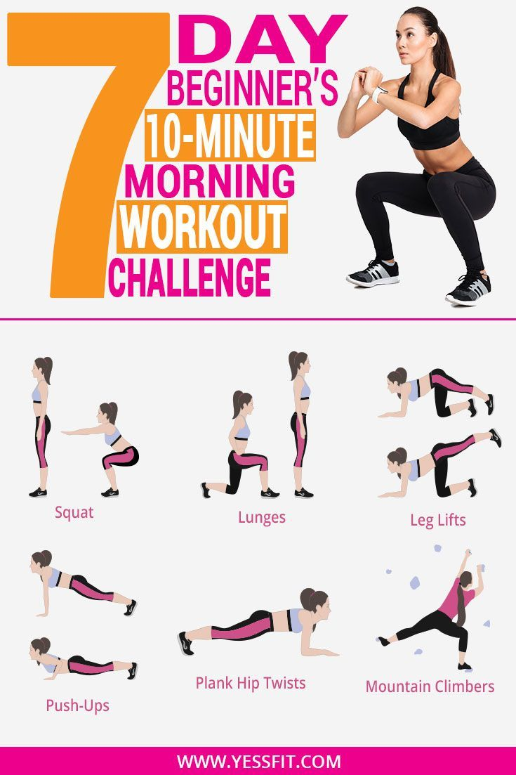 Pin On Losing Weight With Morning Workout