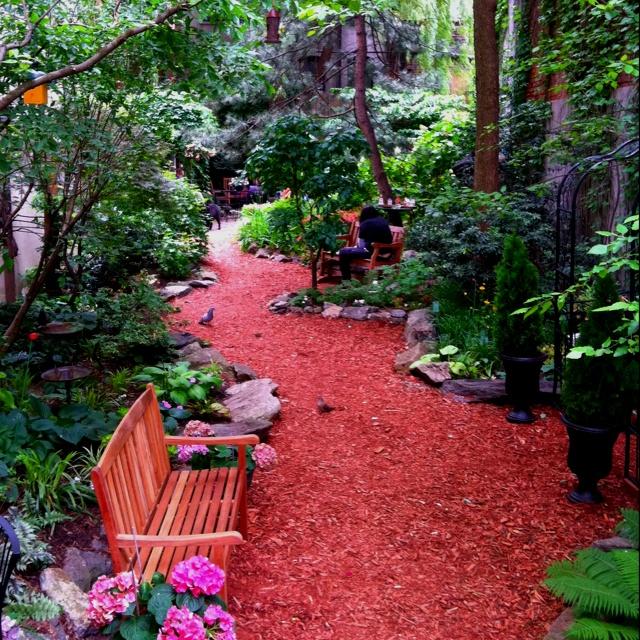 Creative Little Garden, East Village NYC