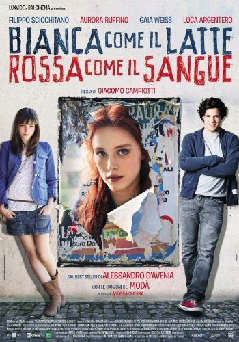 The movie: Bianca Come Il Latte, Rossa Come Il Sangue DVD