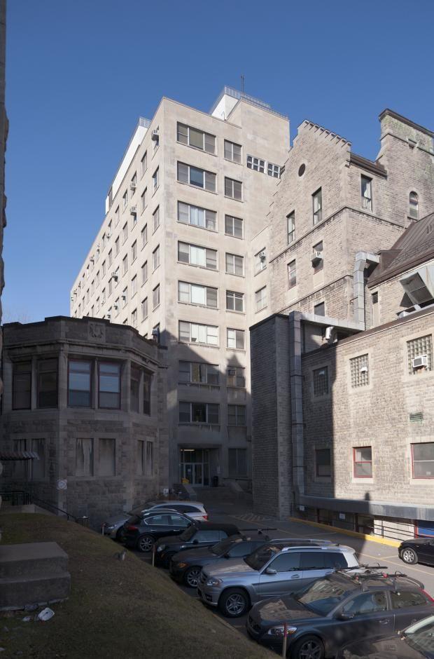 M (Pavillon) − Hôpital Royal Victoria Montreal
