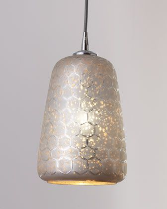 Mercury Glass Pendant Light Fixture Prepossessing 29 Best Lighting  Mercury Glass Images On Pinterest  Mercury Glass Design Ideas