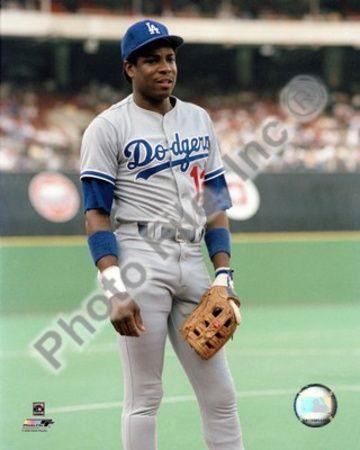 Los Angeles Dodgers - Dusty Baker Photo