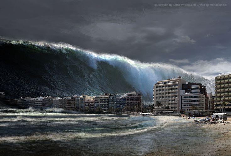 Image result for images Google tsunami