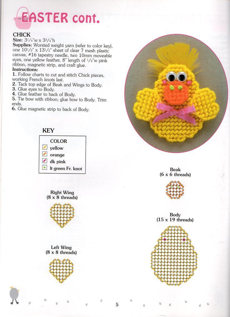 EGG-CEPTIONAL EASTER CHICK MAGNET