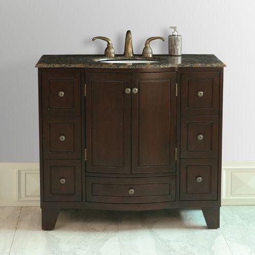 Photos Of Found it at Wayfair Single Bathroom Vanity Set
