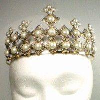 Corona de Perlas de Ana Bolena