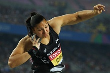 Valerie Adams is one of New Zealand's hottest Olympic medal prospects.