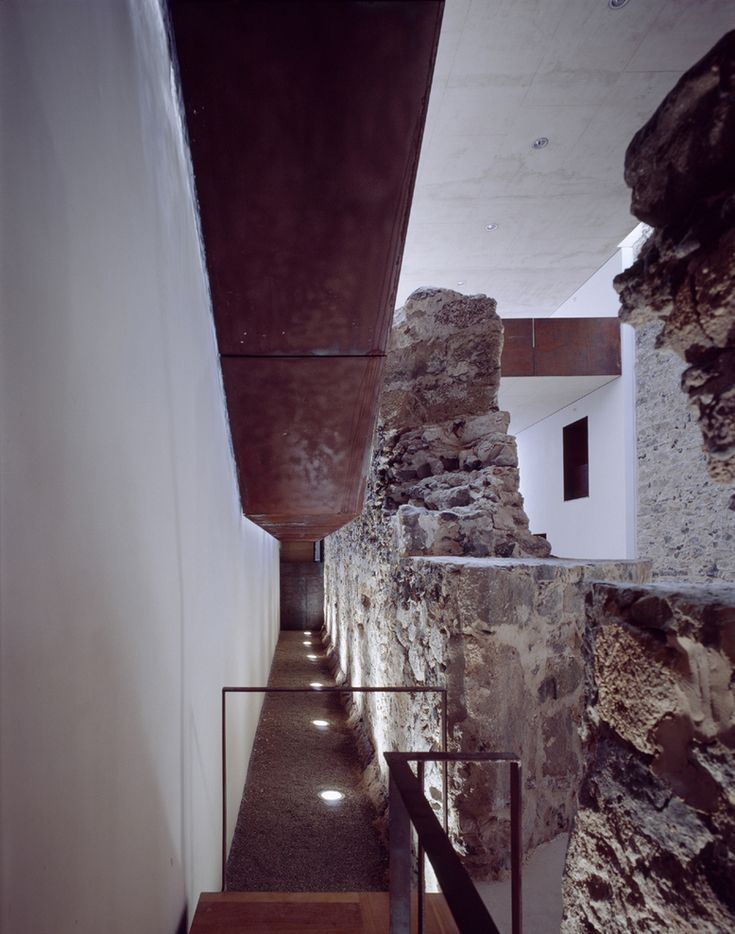 Maritime Museum. Castle of La Luz    Nieto Sobejano Arquitectos