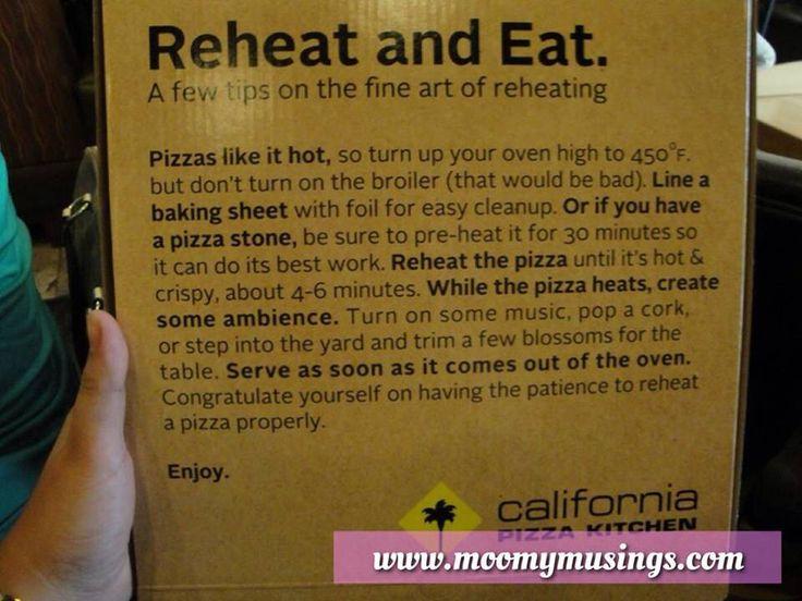 Amazing California Pizza Kitchen Calibrate #2: California Pizza Kitchen Calibrate Zitzat