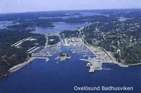Oxelosund in Sweden - where my Forefathers came from
