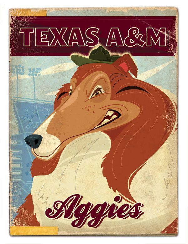 SEC football - Texas Aggies