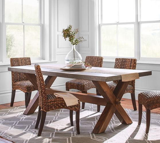 abbott rectangular dining table 16 best dining table images on pinterest   dining room tables      rh   pinterest com
