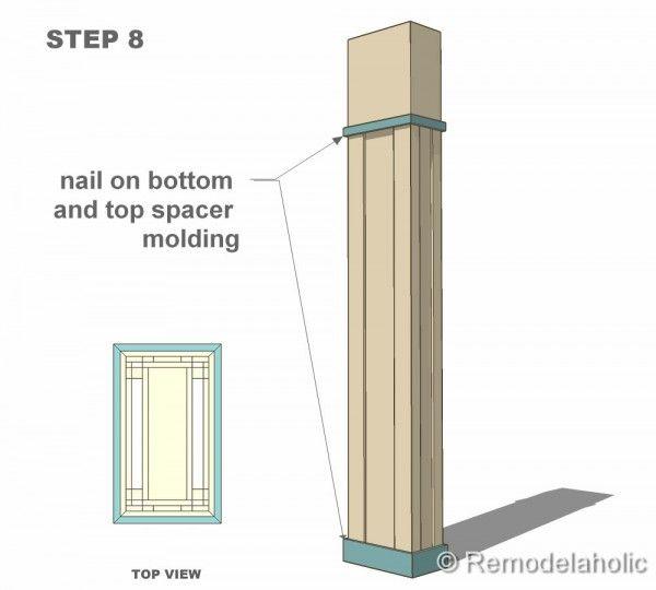 8 best interior columns images on pinterest columns for House columns prices