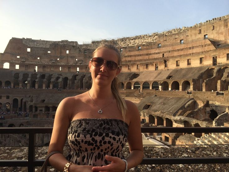 Part III of my trip to Rome, the amazing visit to the Colosseum! www.jerseygirl.co