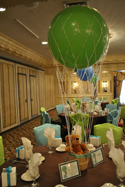 """Photo 3 of 10: Baby Shower/Sip & See """"Up, up and Away!""""   Catch My Party"""