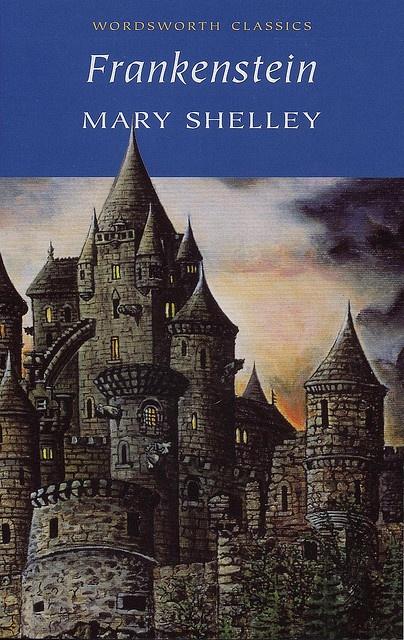 Mary Shelley - Frankenstein | Libros | Pinterest
