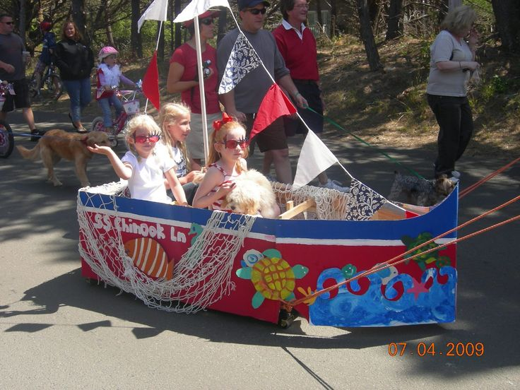 40 Best Kids Wagon Parade Ideas Images On Pinterest