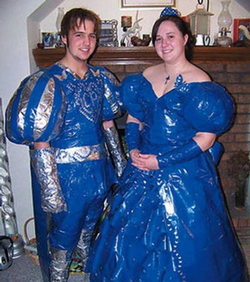worst prom dress