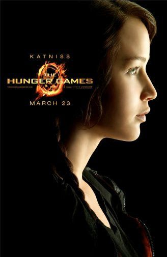 Hunger Games Katniss Movie Poster Puzzle Fun-Size 120 pcs