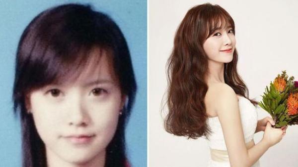 Foto: Wajah 10 Selebriti Cantik Korea Sebelum Terkenal