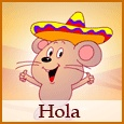 Home : Family : Family Etc - Say Hello In Spanish!