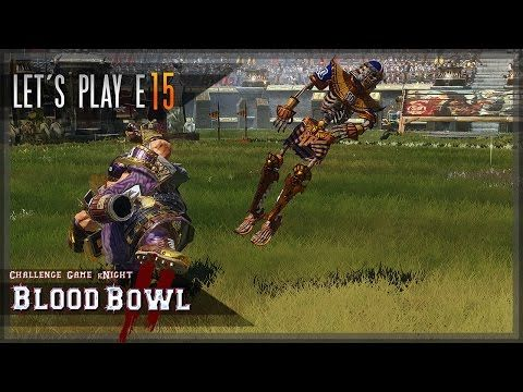 New video is up: Challenge Game kNight - Blood Bowl 2 - PvP vs. BtwRant - Let's Play E15 [Khemri] [Dwarves]