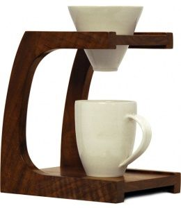 I can't imagine taking up more space and making something simple more of a pain in the ass than this.              $100-200, The Clive Stand :: Clive Coffee
