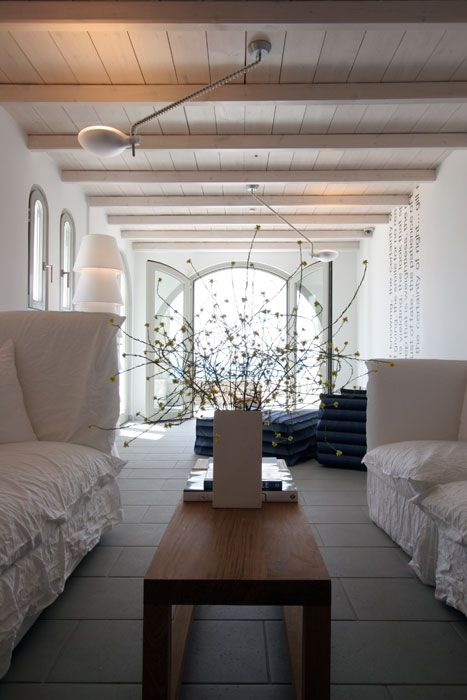 Grace Mykonos Hotel | Projects | Divercity Architects
