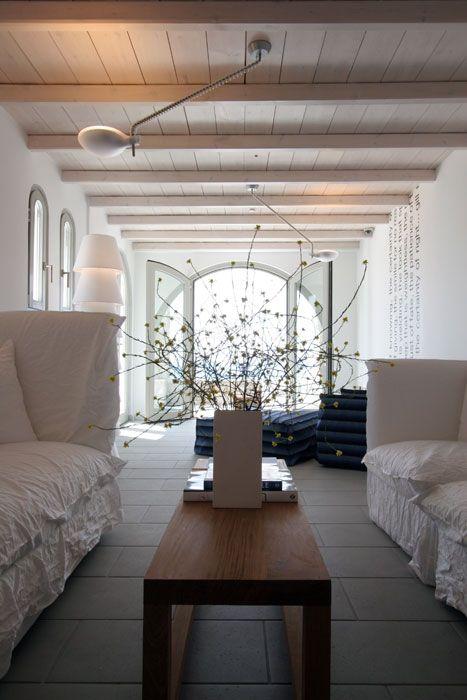 Grace Mykonos Hotel   Projects   Divercity Architects