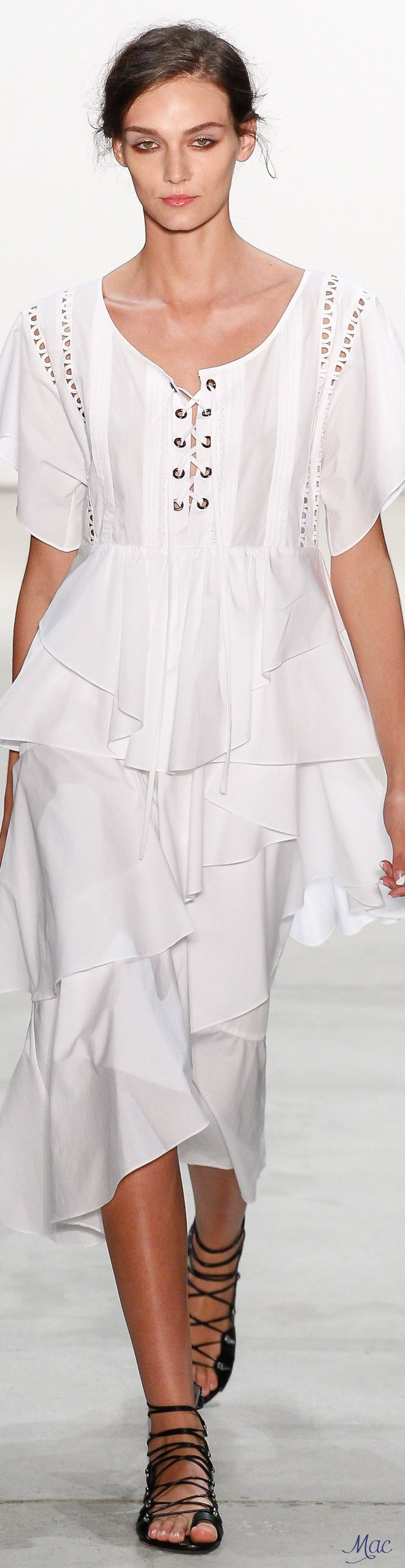 New York Fashion Week / / Fast Forward, Please!  See by Chloe 2016 Summer Collection