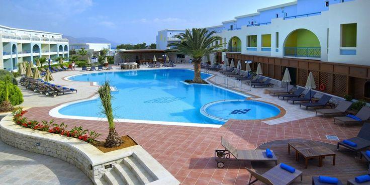 Concediu de vara 2018 la mare pe litoral in Grecia la Hotel Mythos Palace Resort de 5 stele din Creta Chania