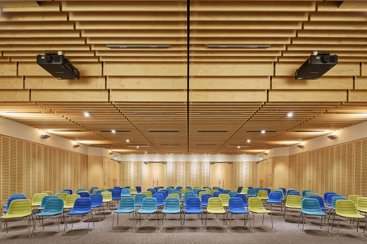 INDI chairs by Burgtec (Project: IOMRC @ UWA)