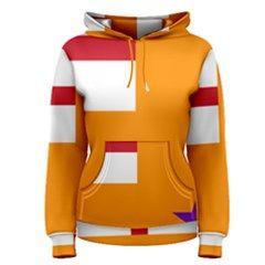 Flag of the Orange Order Women s Pullover Hoodie