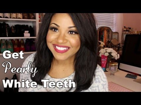 Get White Teeth for the Holidays + Giveaway!