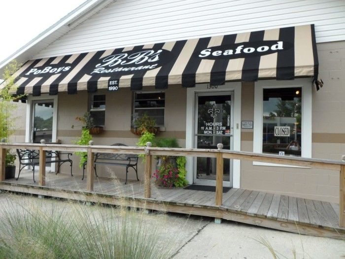 9. 12 Best Sandwich Places in Mississippi B.B.'s Po' boys and Seafood, Ocean Springs