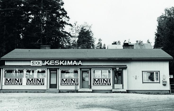 Halpoihin hintoihin keskittyneet Minimarket-myymälät olivat uudentyyppinen kauppamuoto, jossa palvelu oli rajattu minimiin ja valikoima oli tarkkaan mietitty. Keskimaan ensimmäinen Minimarket avattiin vuonna 1970 Kypärämäessä.