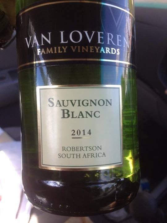 Our new Sauvignon Blanc 2014 is now available! Try it, and let us know what you think! #vanloveren #harvest2014