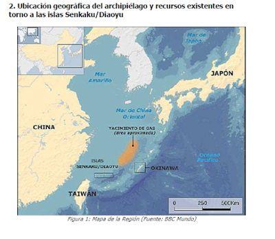 Políticas, pensamiento y actualidad: Conflicto en el archipiélago de las islas Senkaku ...