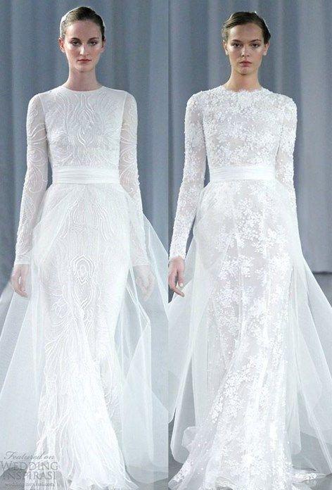 100 Gorgeous Winter Wedding Dresses You'll Love   HappyWedd.com