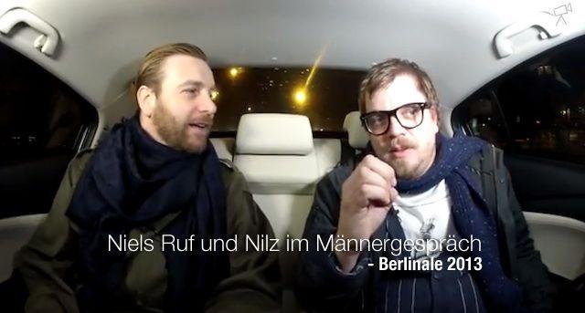 Berlinale 2013: Niels Ruf und Nilz Bokelberg im Männergespräch (Shortcuts TV)