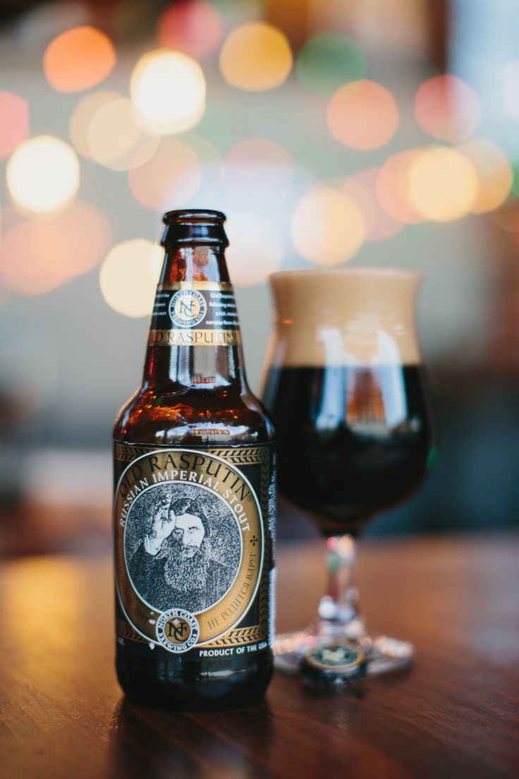 This intense stout is a great alternative to Guinness.