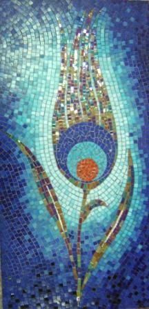 Precioso mosaico para un paisagismo de mosaic master, via Flickr